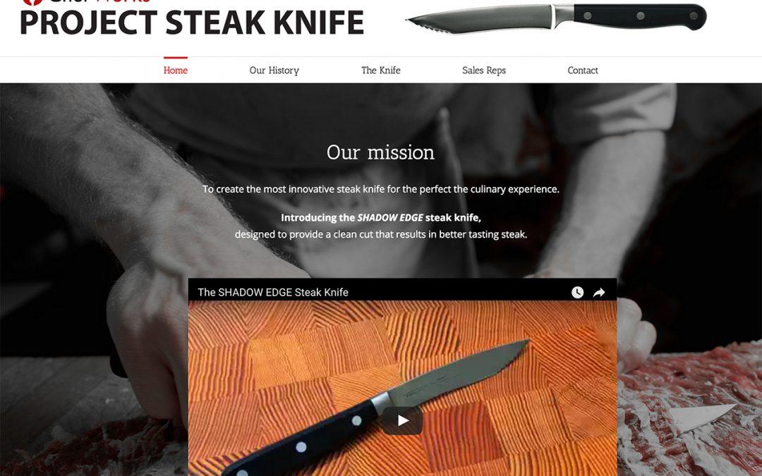 Project Steak Knife