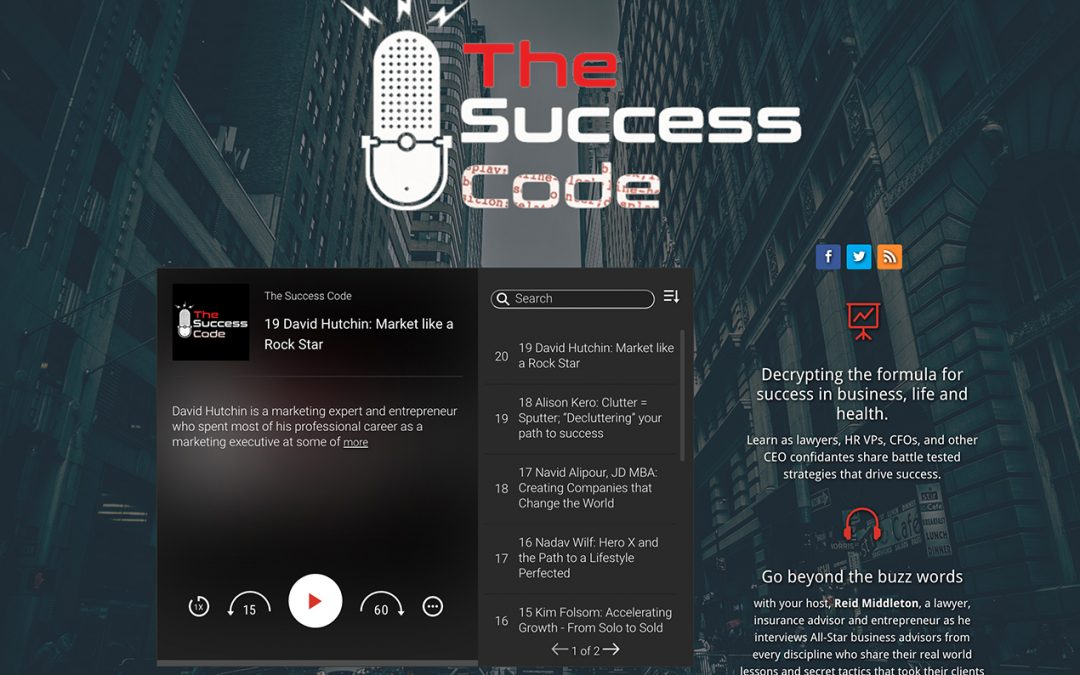 The Success Code Podcast